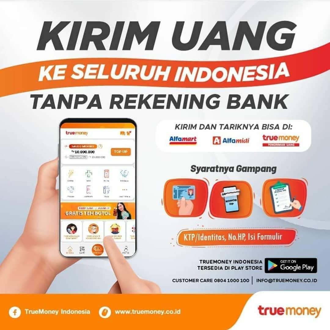 Kirim Uang Ke Seluruh Indonesia Tanpa Rekening Bank ...