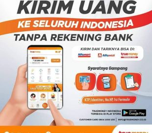Send Money All Over Indonesia Without a Bank Account