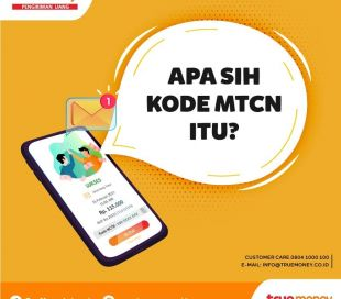 Kode MTCN - Money Transfer Control Number