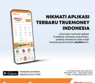 Nikmati Aplikasi Terbaru TrueMoney Indonesia