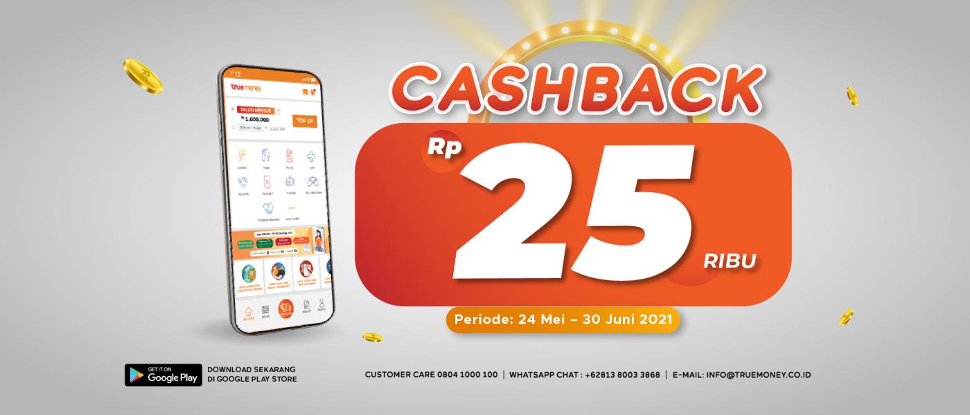 Cashback Khusus Member Community Spot